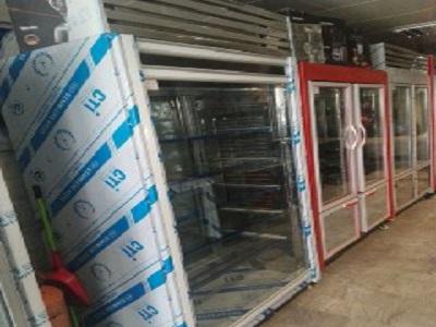 تولید یخچال ویترینی در تهران