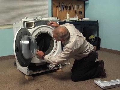 تعمیر لباسشویی ال جی در تهران