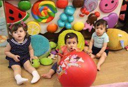 خانه بازی مادر و کودک پردیس