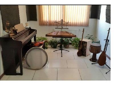 آموزشگاه موسیقی باراد