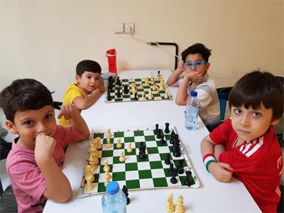 مدرسه شطرنج حرفه ای کرج